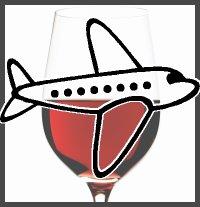 Wine on Planes