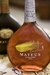 Mateus Portuguese Wine