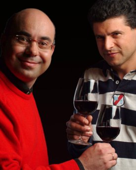 Winemakers: Carlos Lucas and Carlos Rodriques