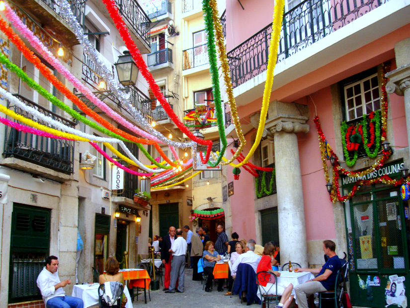 Festival of Santo Antonio and Festas de Lisboa Lisbon's Biggest