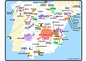 Spainish map QS Gredos 2011 copy