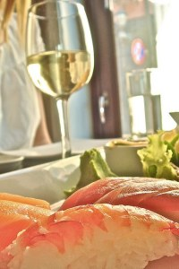 Spanish Sushi Wine