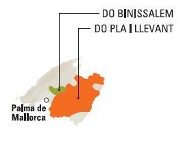 Mallorca d.o. wine