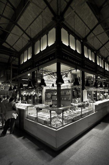Mercado - Madrid