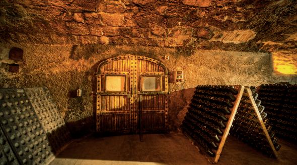 Cava - Sparkling Wine Spain