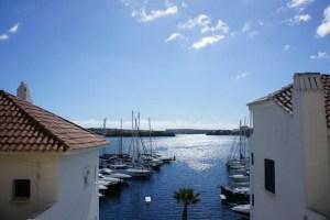 sailing in menorca spain