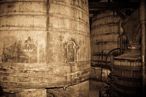 Rioja barrel