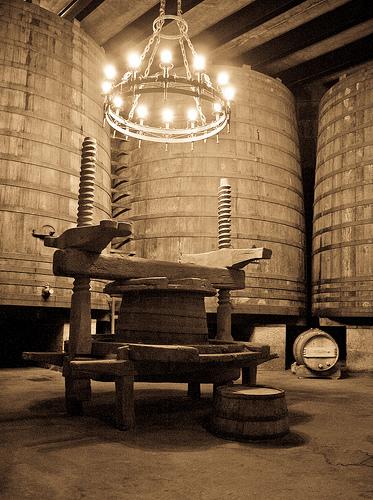 Oak and Rioja Wine