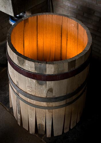 Oak and Riojan Wine