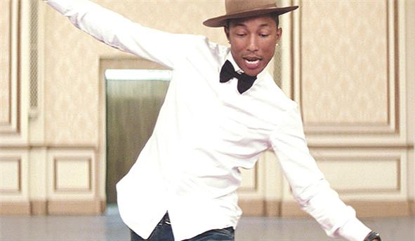 William Pharrell - Happy - We are from Porto