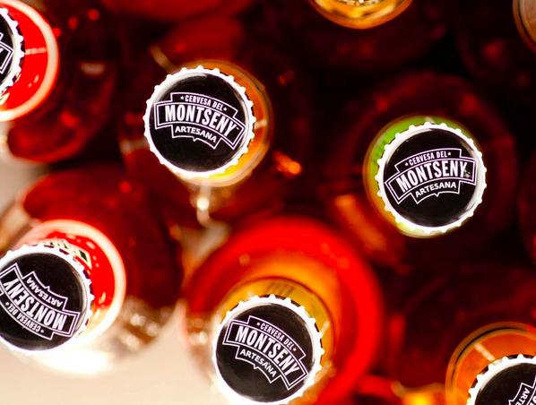 Montseny - Spanish beer