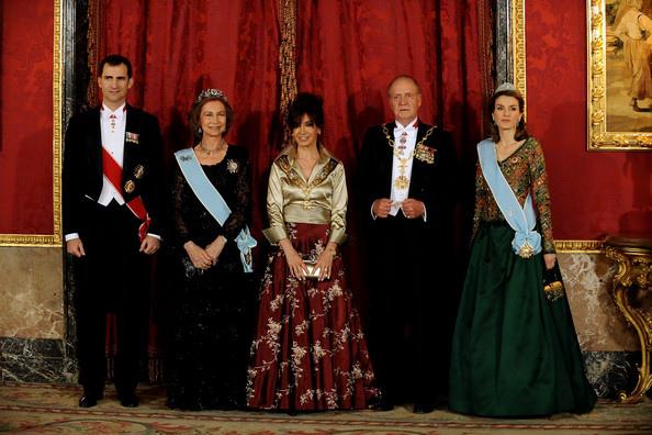 King Juan Carlos, Spain