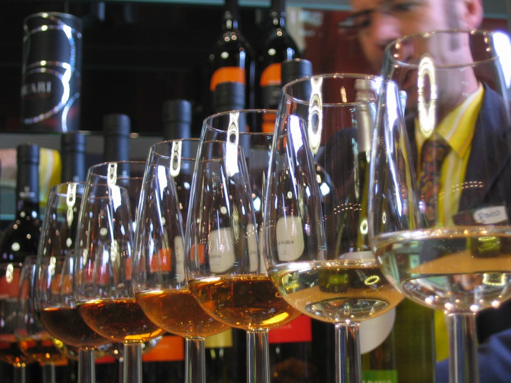 Sherry Wine, Spain