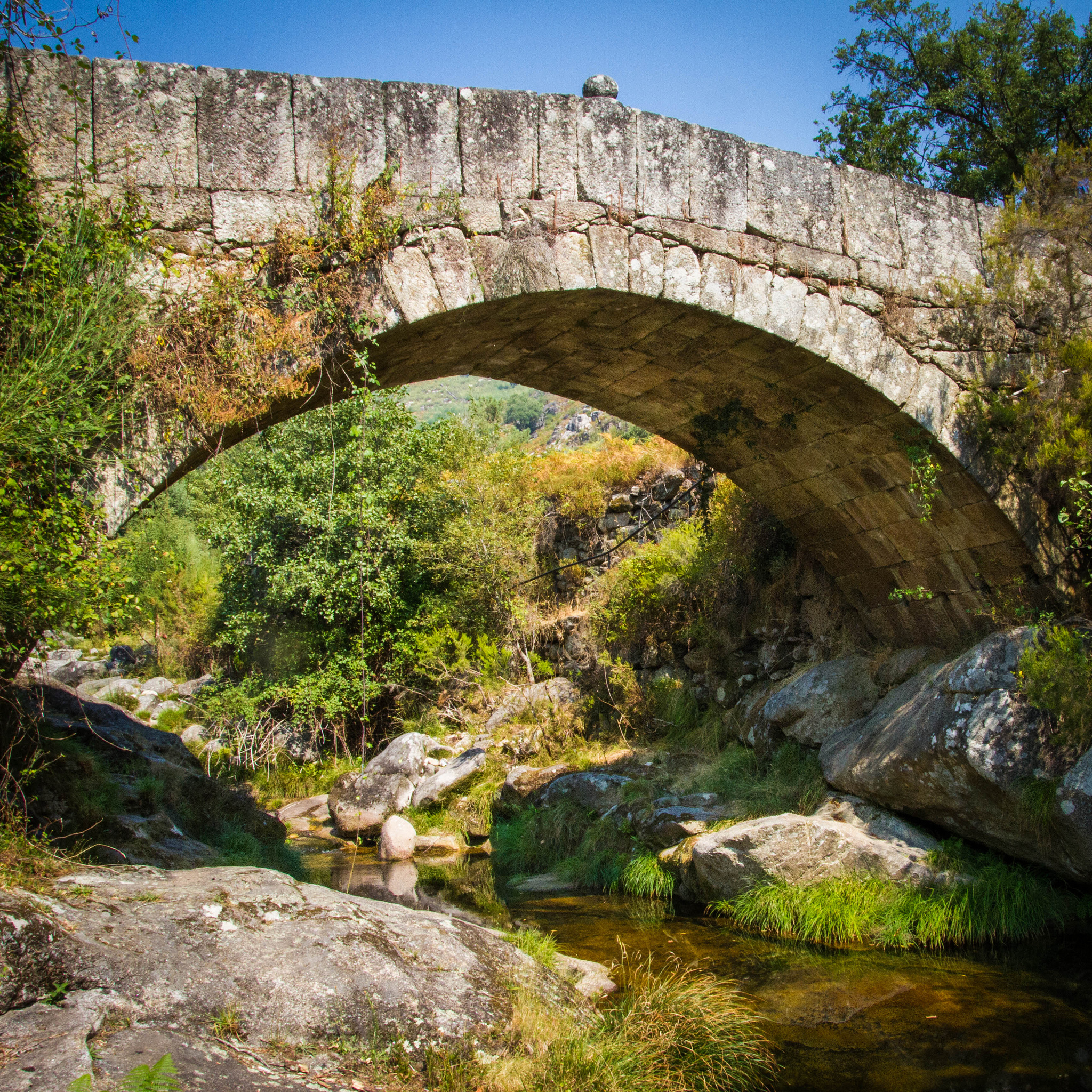 Geres Portugal  City new picture : Video: Exploring the Wild Side of Portugal in Peneda Gerês National ...