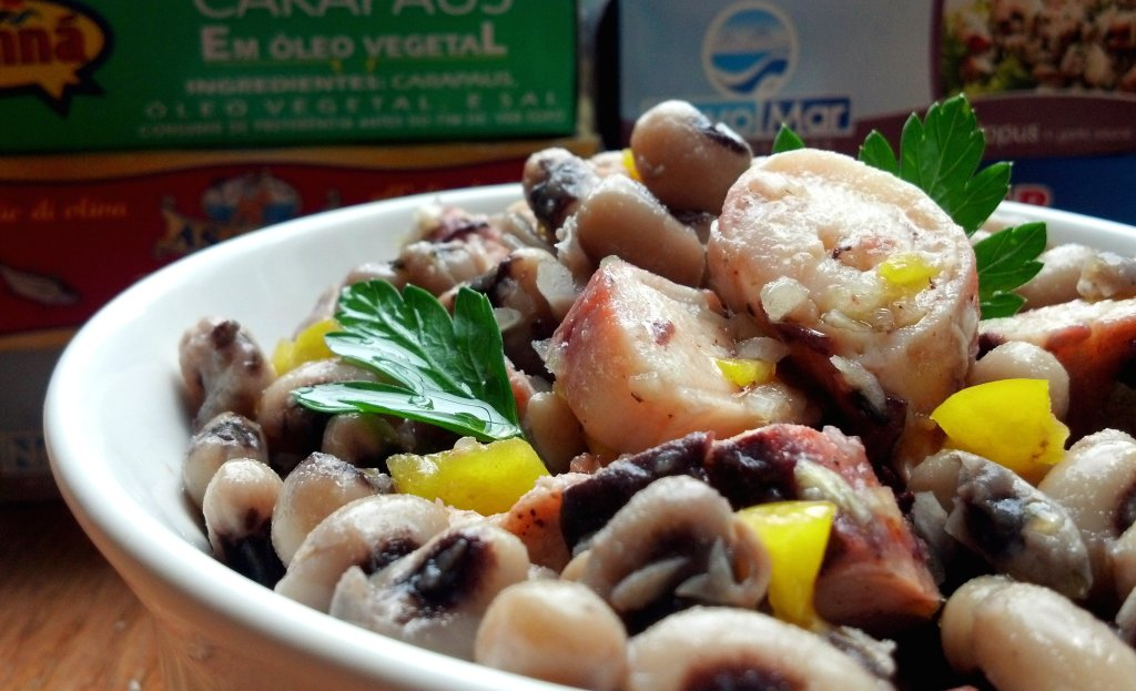 Canned Fish Recipe