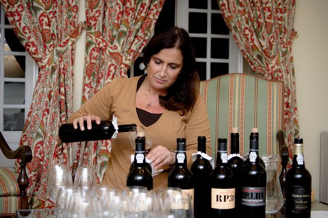Ana Gomes Master Wine Blender