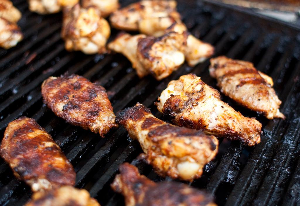 Superbowl Chicken Wings
