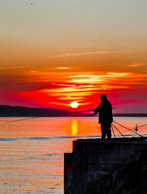 Fishing Porto