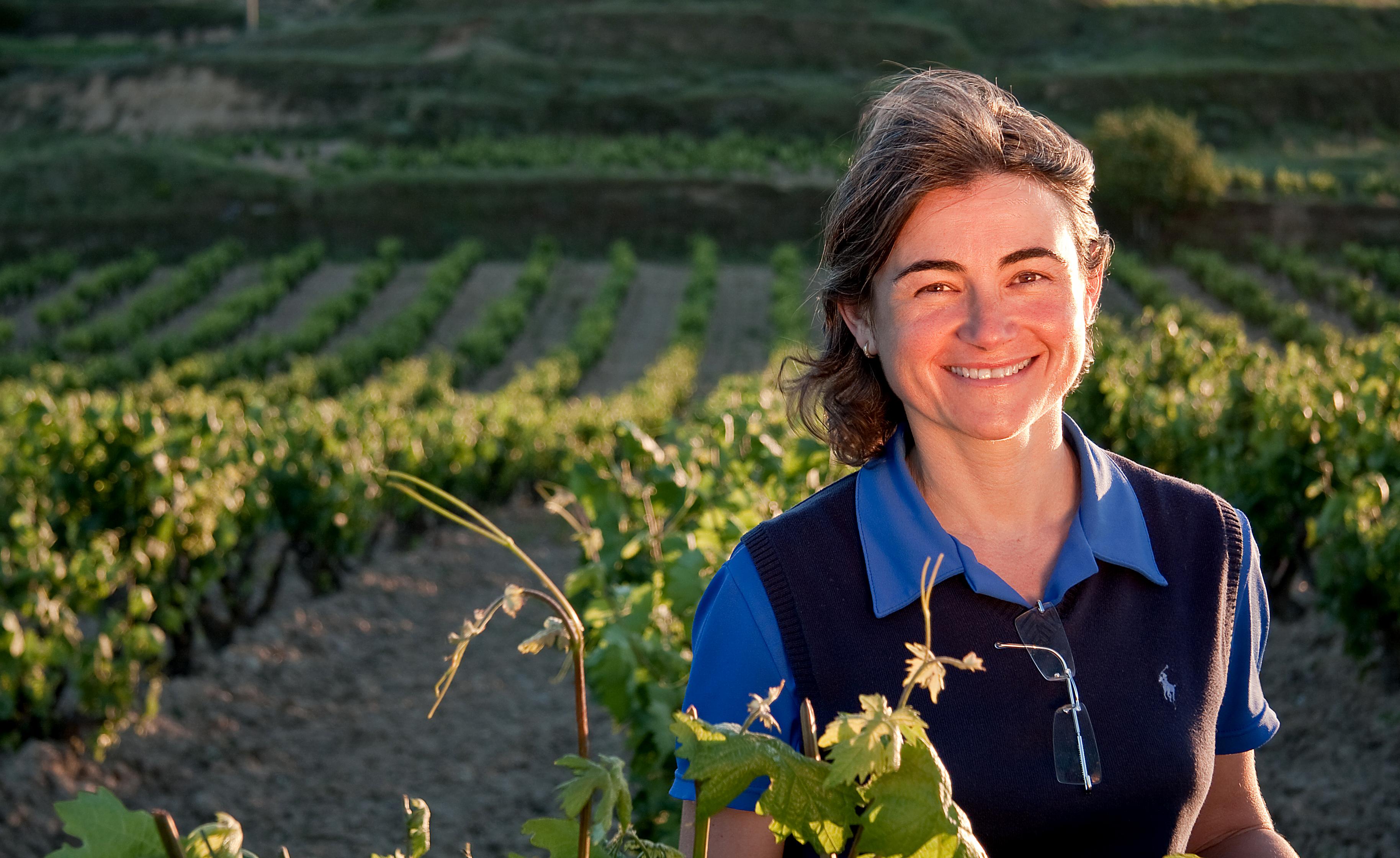 Female Spanish Winemaker