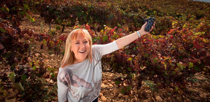 women winemakers spain