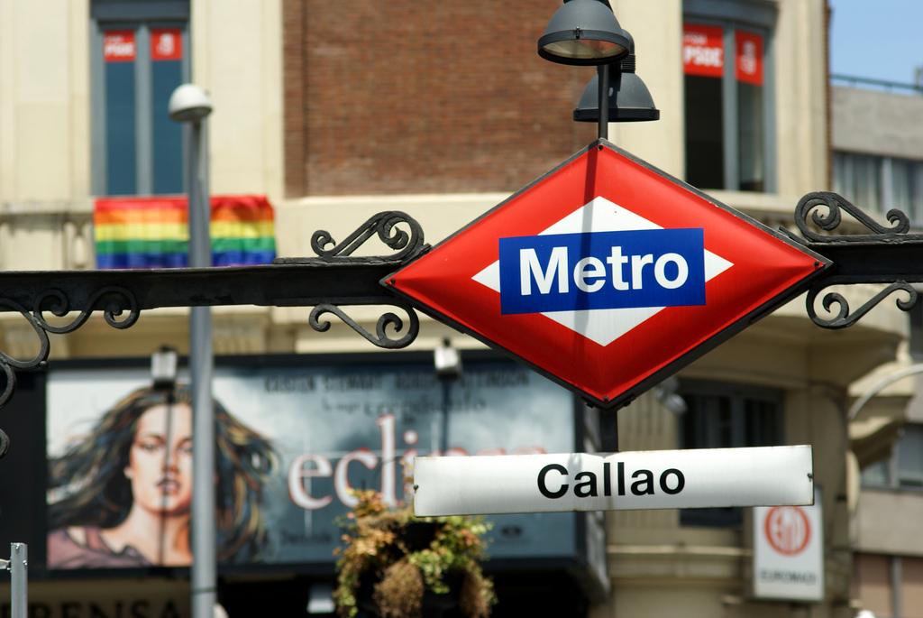 Metro Spain