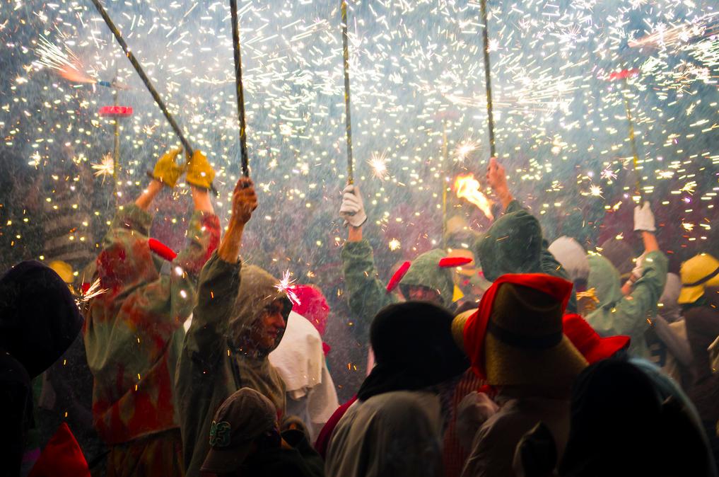 Festa Mayor - Fire Festivals