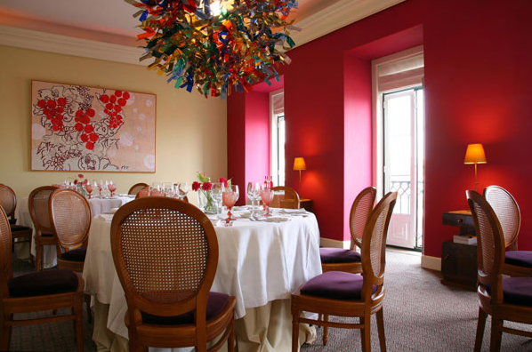 romantic restaurants Lisbon