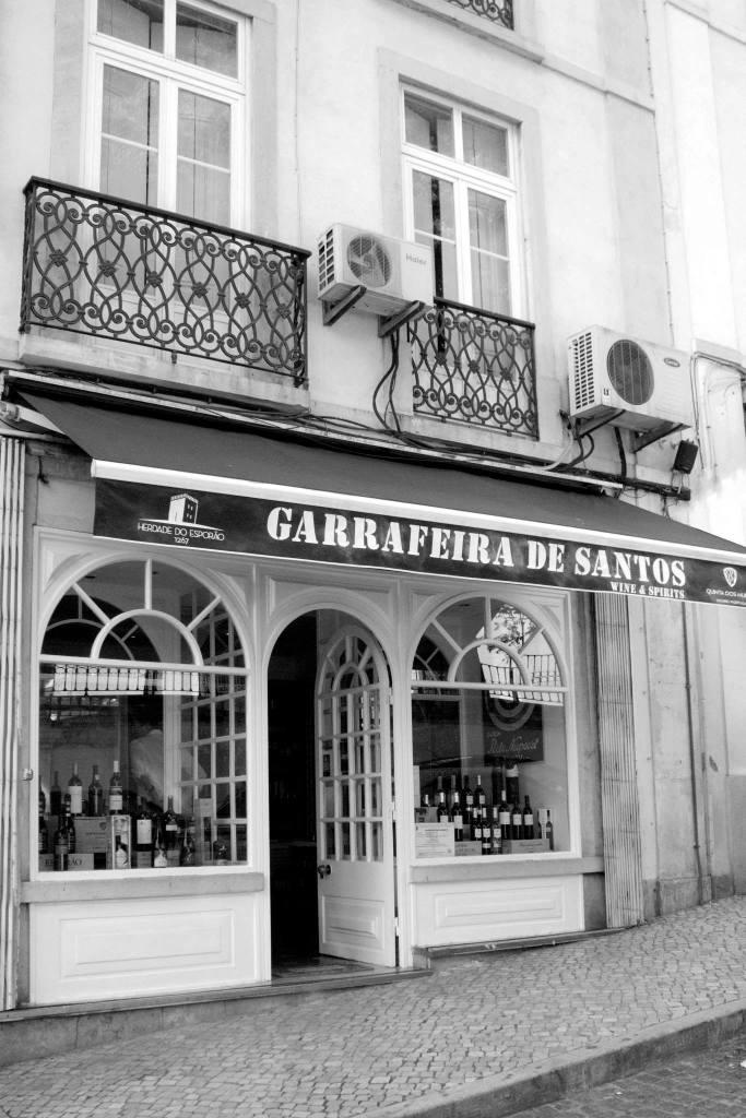 Garrafeira de Santos