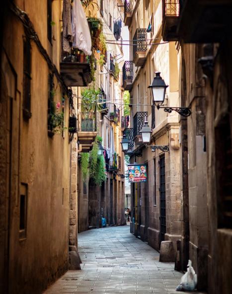 Barcelona El Borne