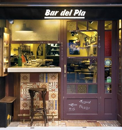bar del pla, Barcelona
