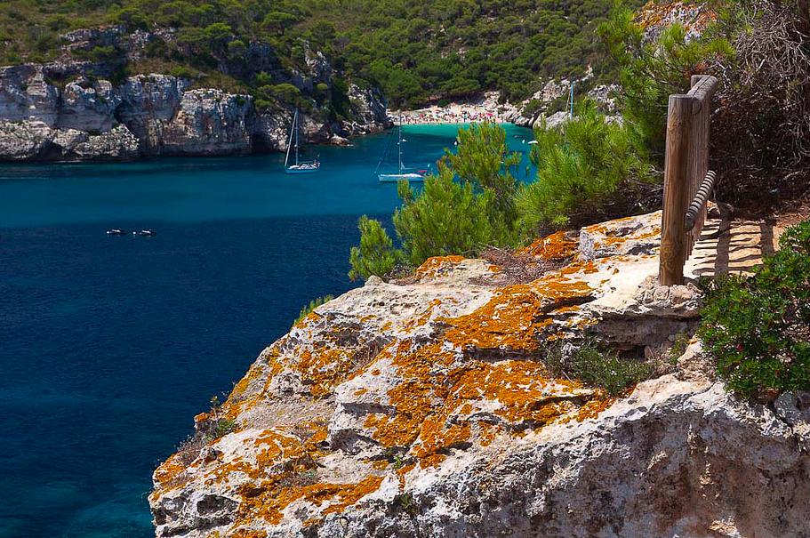 Menorca, Cami de Cavalls