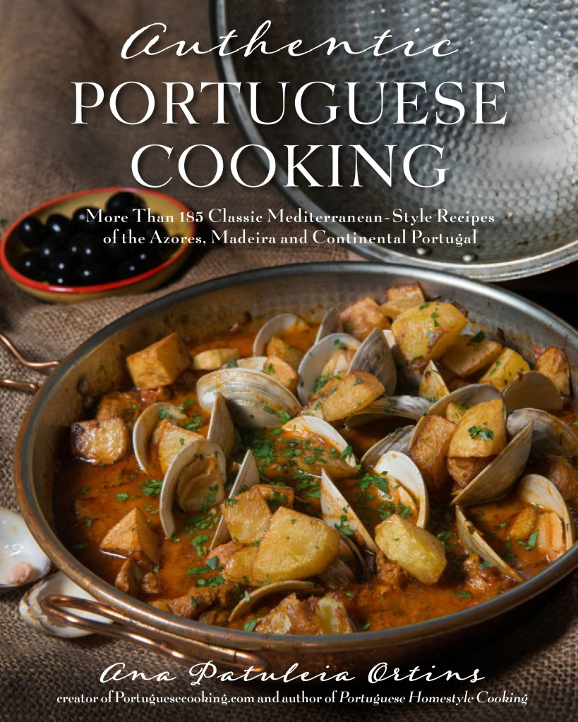 New portuguese cookbook brings unexpected recipes to the for Authentic portuguese cuisine