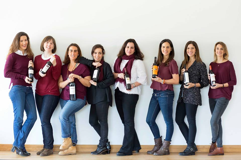 The Portuguese Wine Girls