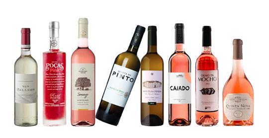Wine Girls of Portugal