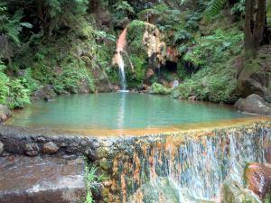 Caldeira Velha Azores